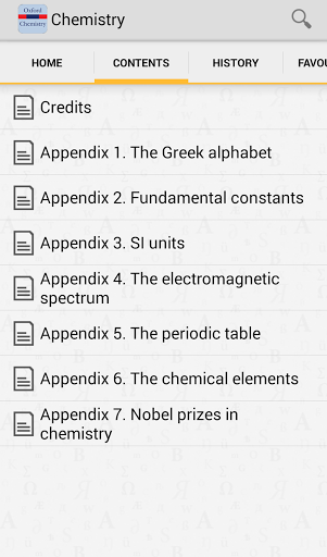 Oxford Chemistry Dictionary Tr screenshot