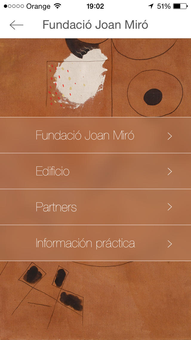 Joan Miró screenshot