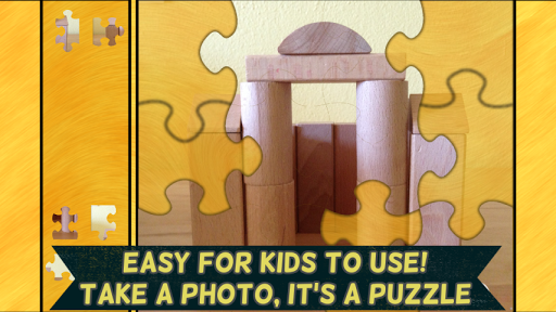 Jigsaw Puzzle Maker for Kids screenshot