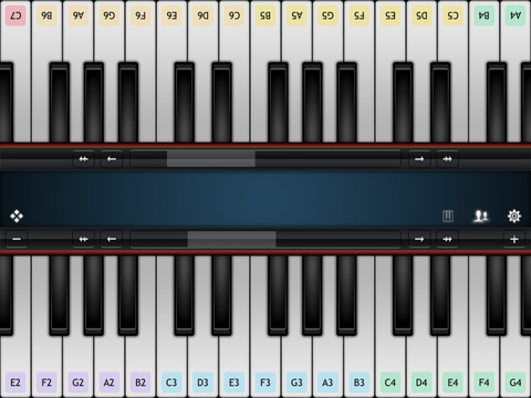 Virtuoso Piano Free 3 screenshot