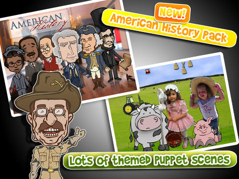 Puppet Pals HD Director´s Pass screenshot
