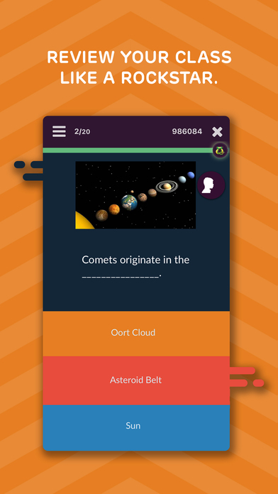 Quizizz Student screenshot