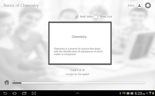 Learn Chemistry via Videos screenshot
