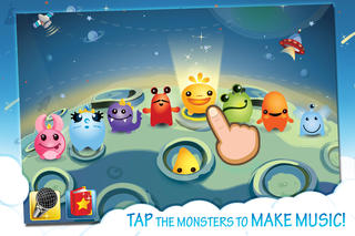 Monster Chorus screenshot