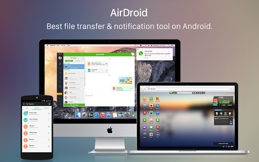 AirDroid: File & Notifications screenshot