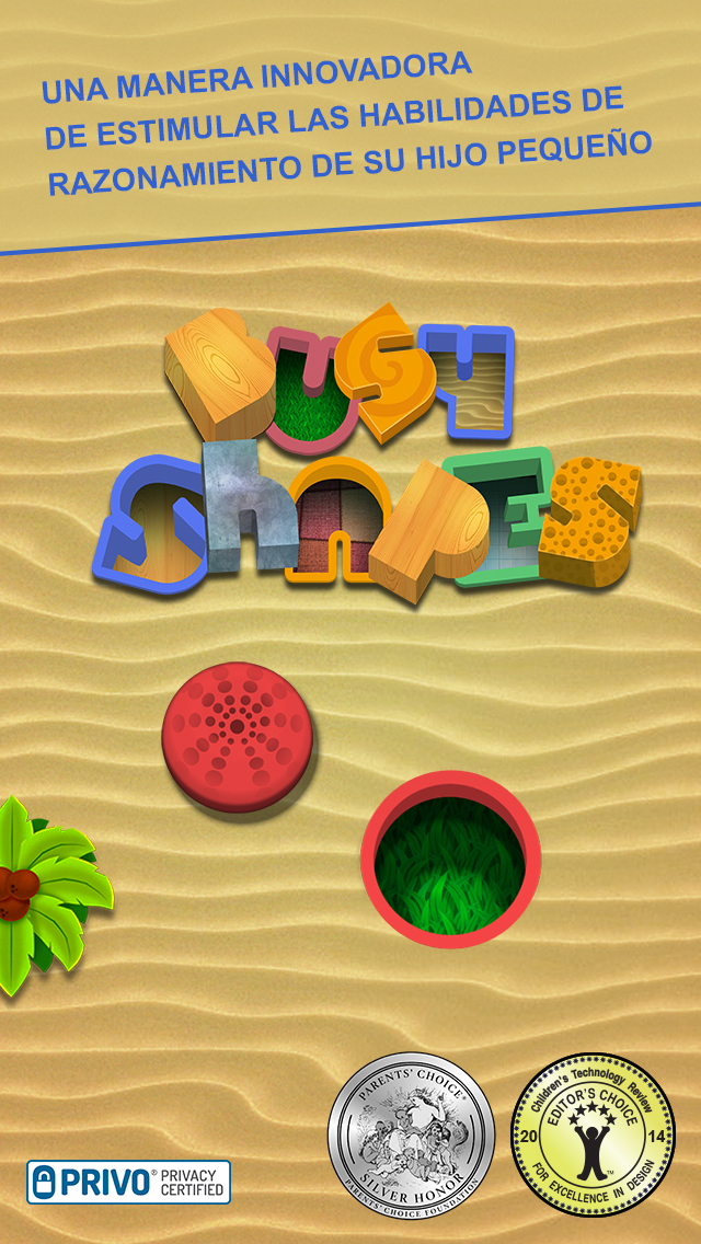 Busy Shapes screenshot