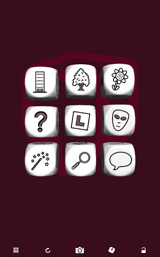Rory's Story Cubes screenshot