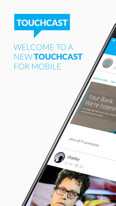 TouchCast: Record & Annotate Interactive Video On Your Phone screenshot