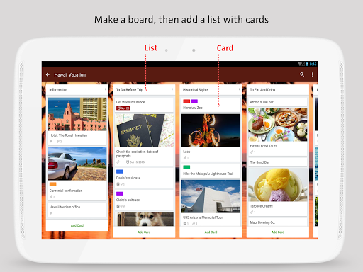 Trello - Organize Anything screenshot