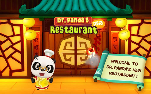 Dr. Panda's Restaurant: Asia screenshot