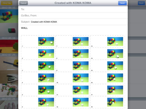 KOMA KOMA for iPad screenshot