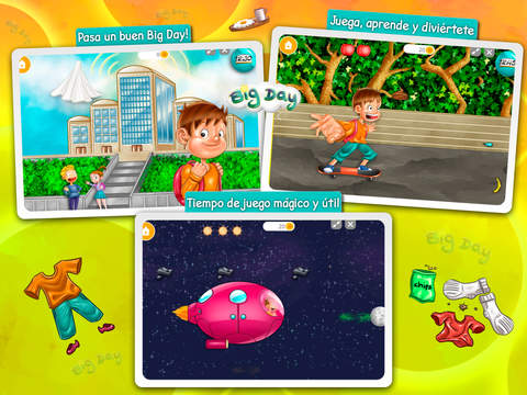 Big Day - Kids Educational Game screenshot
