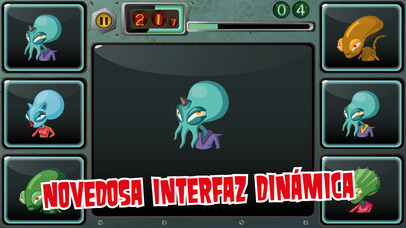 Brain Aliens: Earth Invasion screenshot