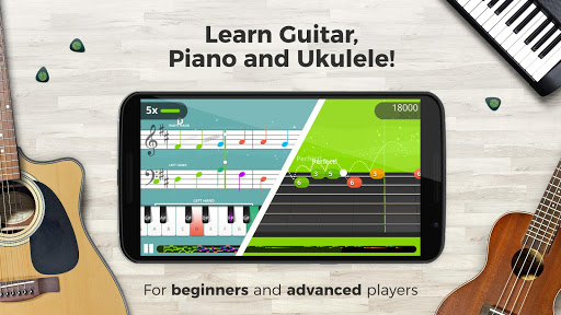 Yousician Learn Piano & Guitar screenshot