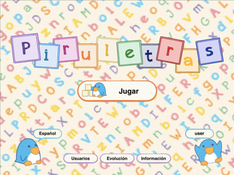Piruletras screenshot