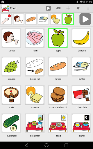 LetMeTalk: Free AAC Talker screenshot