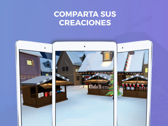 CoSpaces screenshot