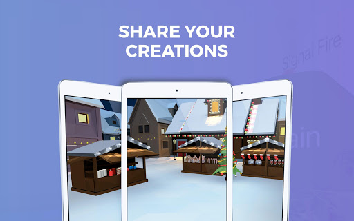 CoSpaces – Make your own VR screenshot