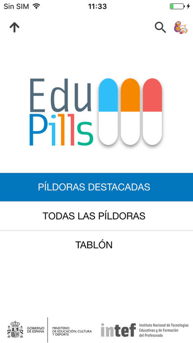 EduPills screenshot