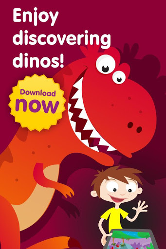 Planet Dinos - Dinousaur games screenshot