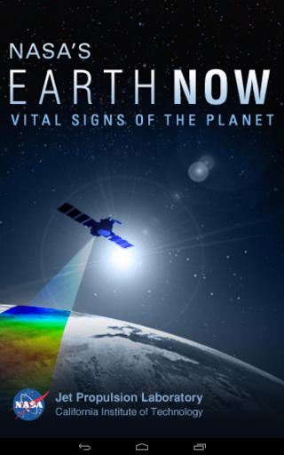 Earth-Now screenshot
