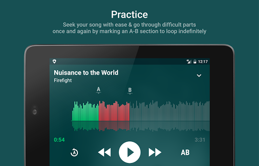 Riff Studio (Speed and Pitch) screenshot