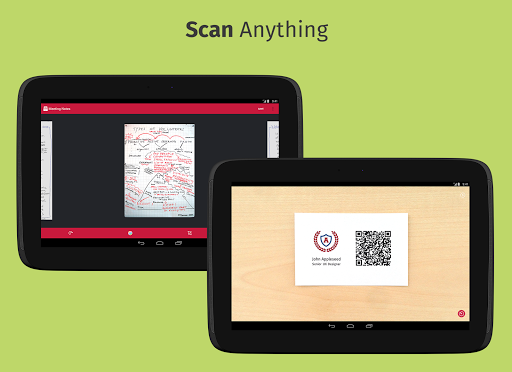 Scanbot - PDF Document Scanner screenshot