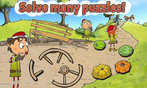 Farm Friends - Free Kids Games screenshot
