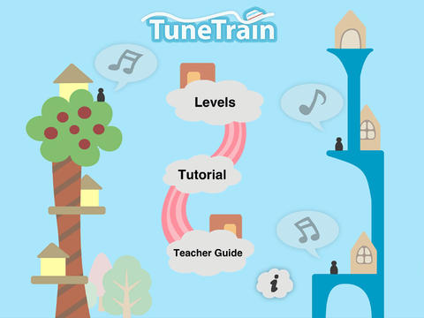 TuneTrain screenshot