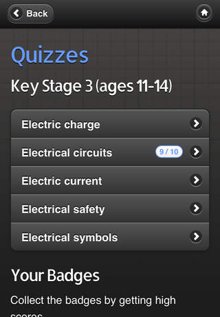 Twothirtyvolts - Electricity Quizzes and Revision Notes screenshot