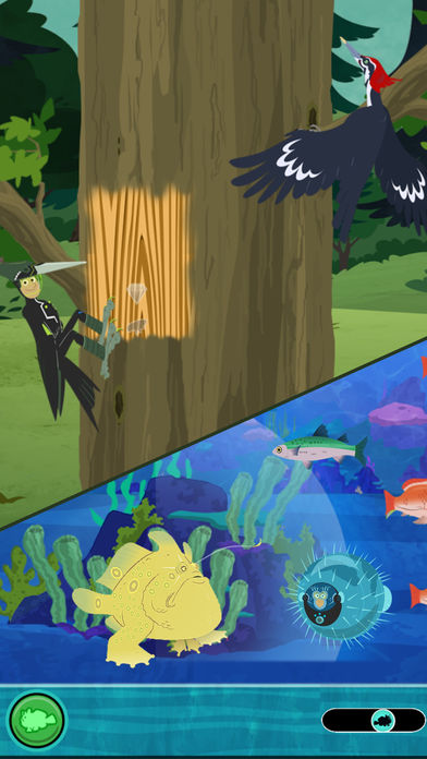 Wild Kratts World Adventure screenshot