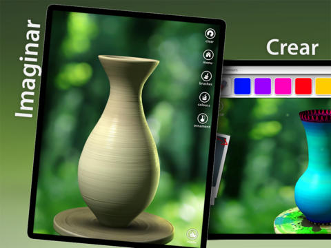 Let´s Create! Pottery HD Lite screenshot