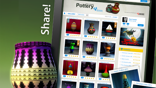 Let's Create! Pottery Lite screenshot