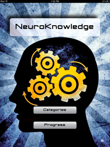NeuroKnowledge screenshot