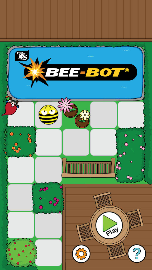 Bee-Bot screenshot