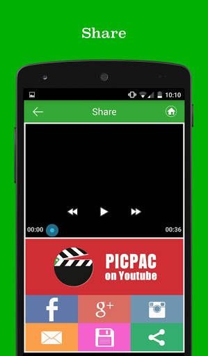 PicPac Stop Motion & TimeLapse screenshot
