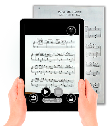 PlayScore Lite screenshot