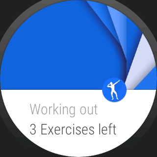 Progression - Fitness tracker screenshot