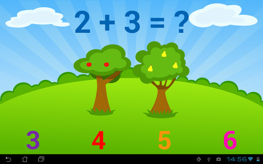 Kids Numbers and Math FREE screenshot